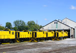 Locomotives Ready for Delivery