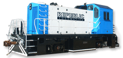 Locomotive Design & Manufacturing Services