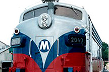 FL9 Metro North Passenger Locomotive
