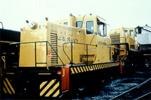 GE 80 Ton Switcher