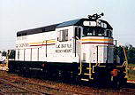 RL 1000 Heavy Yard Switcher