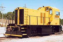 RX500 AC Traction Industrial Locomotive