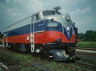 Republic remanufacture and upgrade to AC traction for fleet of FL9 passenger locomotives